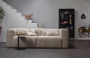 Bilde av Woood - 3,5-seter Bean sofa ribbestoff