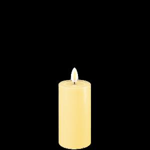 Bilde av Deluxe Homeart Kubbelys, lys gul