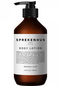 Bilde av Sprekenhus body lotion 190 ml - Oriental Plum