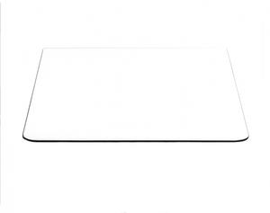 Bilde av Underlagsplate klart glass B90x D70cm F2