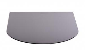 Bilde av Underlagsplate 6mm glass m/ buet front B70 x D90cm
