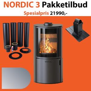 Bilde av Varde NORDIC 3 Pakketilbud