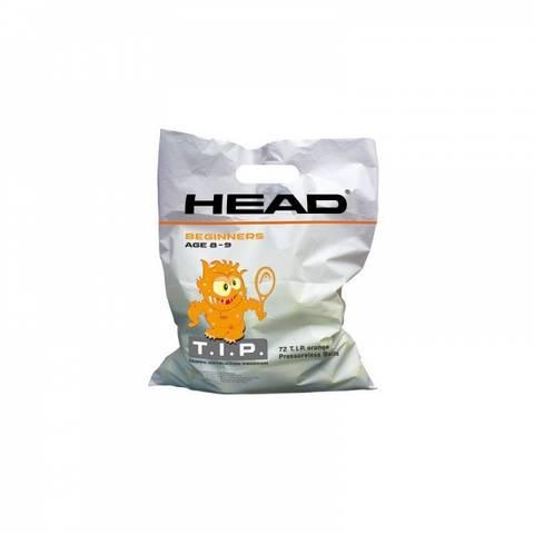 Bilde av HEAD TIP Orange polybag -