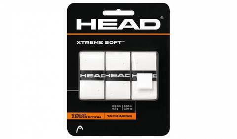 Bilde av HEAD Xtreme Soft Hvit 3-pack