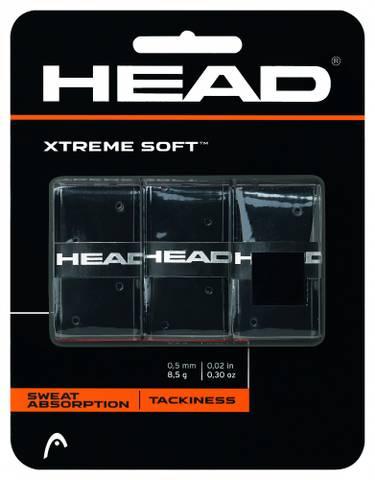 Bilde av HEAD Xtreme Soft Sort 3-pack