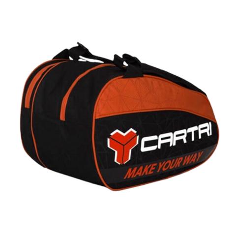Bilde av Cartri Padelbag Black/Orange