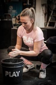 Bilde av PLAY T-skjorte Pink