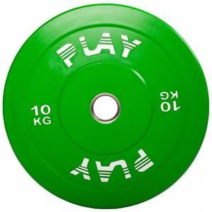 Bilde av PLAY Colored Bumperplate 10kg