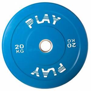 Bilde av PLAY Colored Bumperplate 20kg