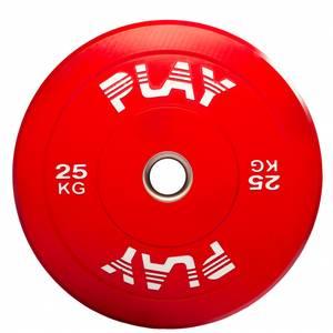 Bilde av PLAY Colored Bumperplate 25kg