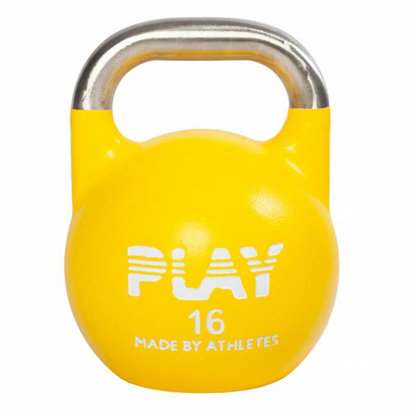 PLAY Competition Kettlebell 16kg