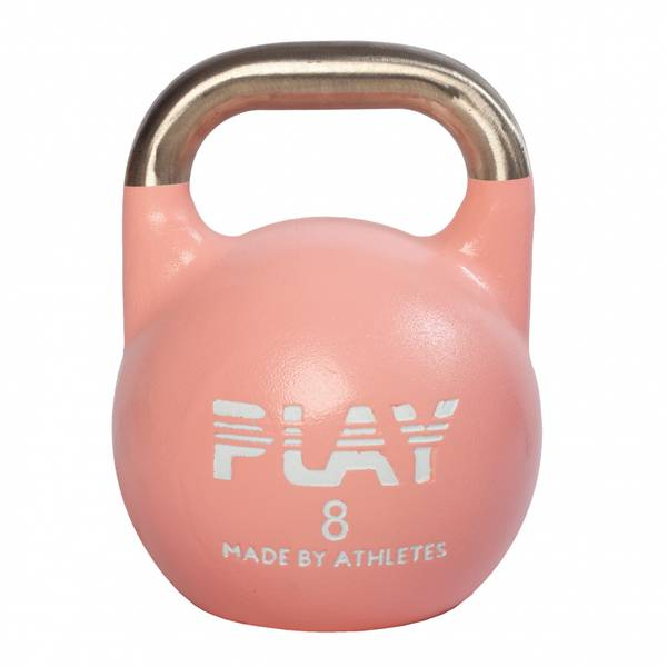 PLAY Competition Kettlebell 8kg