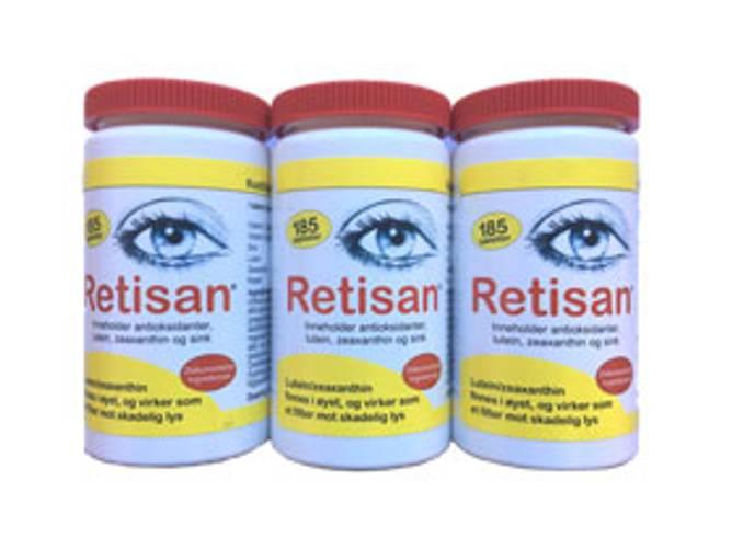 Bilde av RETISAN 3 bokser