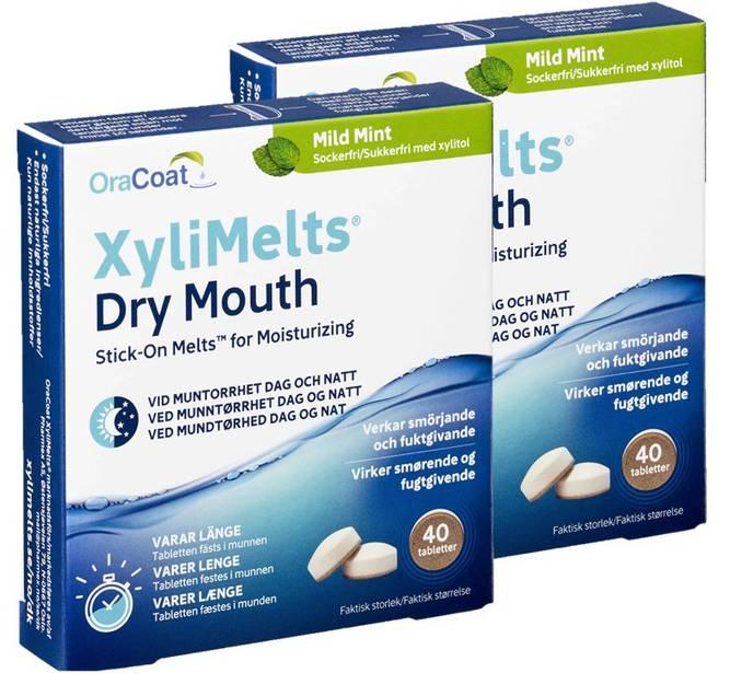 Bilde av XyliMelts 2 stk sparepakke