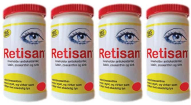 Bilde av RETISAN sparepakke 4 bokser