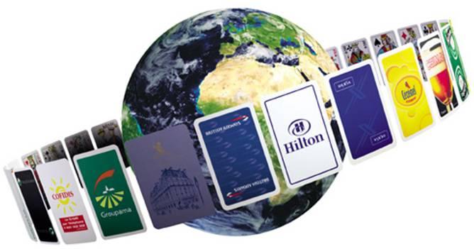 Bilde av 1000 stk. logo pokerkort 100% plastikk