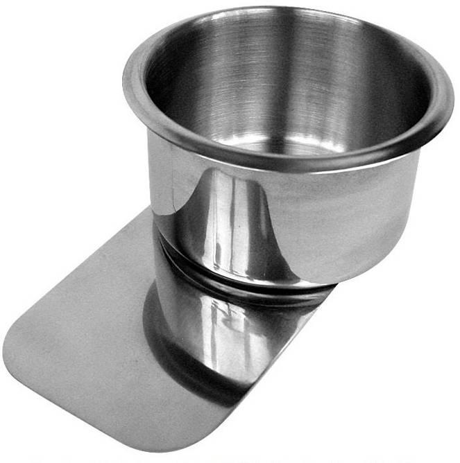 Bilde av Jumbo koppholder i stål med clip