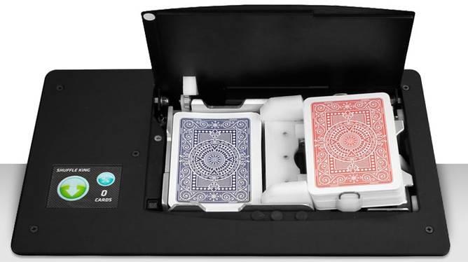 Bilde av Casino kortblander Shuffle King 2