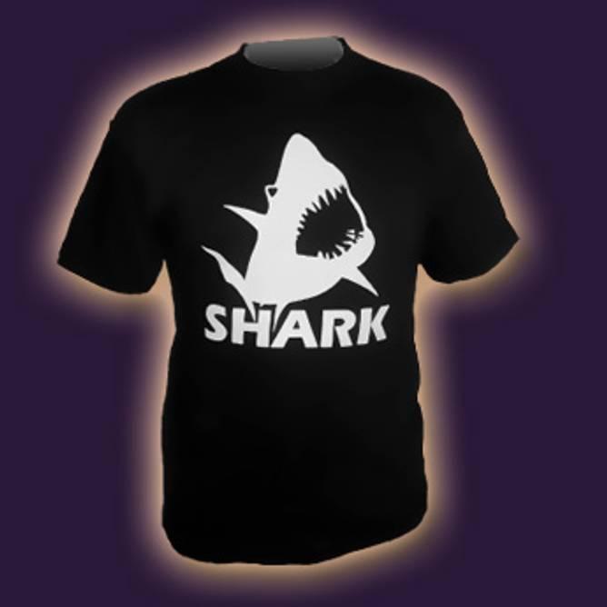 Bilde av Shark t-skjorte