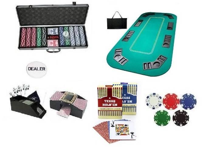 Bilde av Norges mest solgte pokerpakke