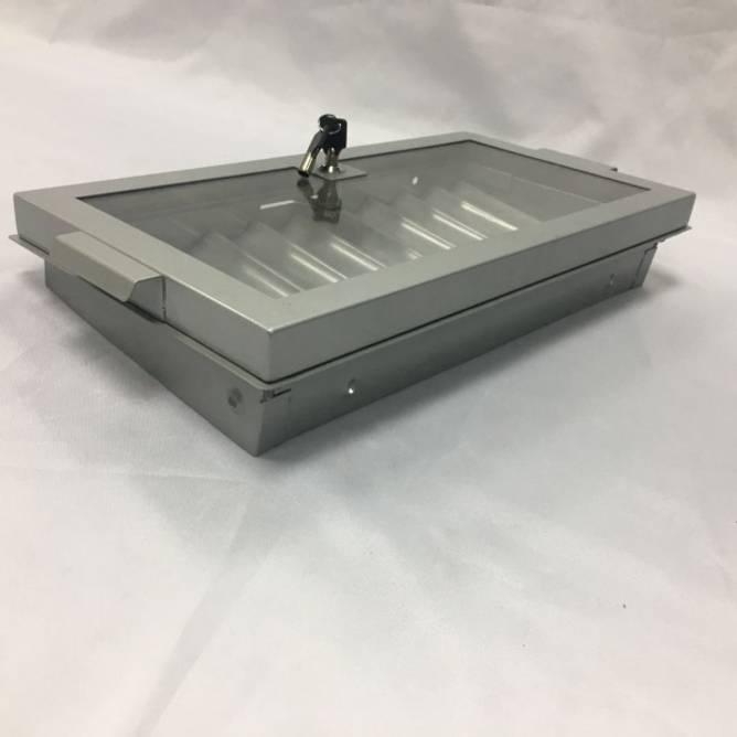 Bilde av Dealer tray i metall