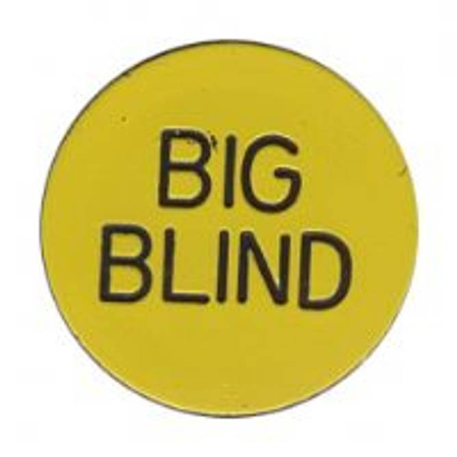 Bilde av Big blind button
