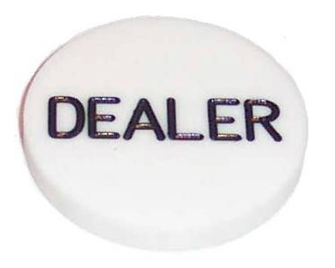 Bilde av Dealer button