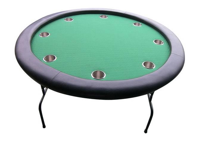 Bilde av Rundt pokerbord