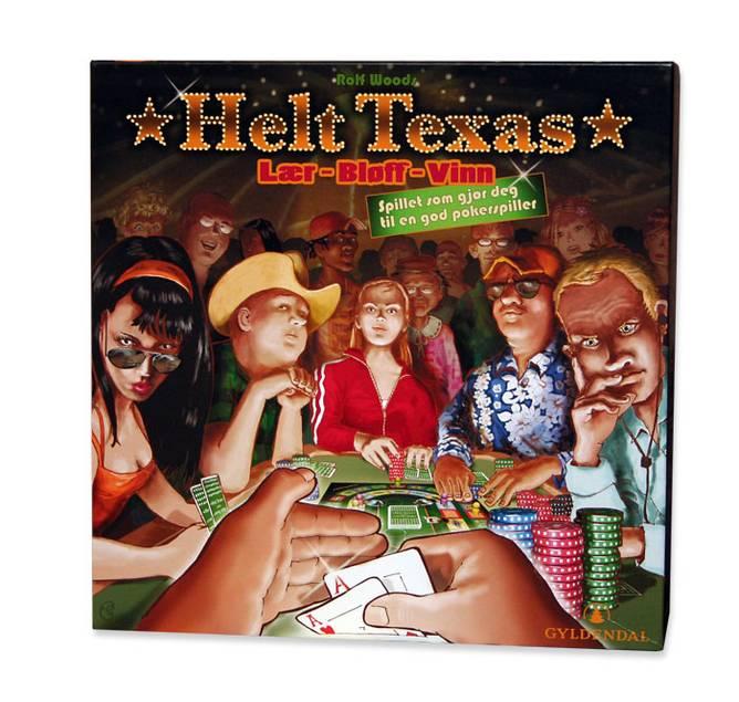 Bilde av Helt Texas selskapspill