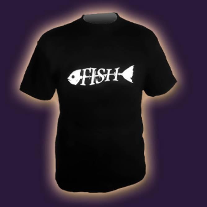 Bilde av Fish t-skjorte