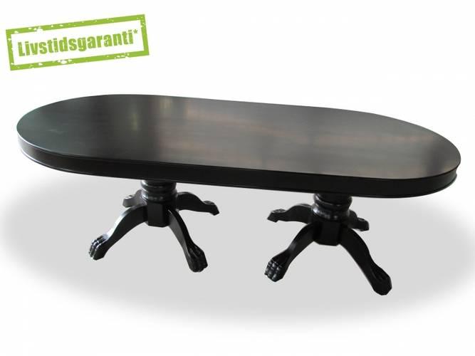 Bilde av Silver dealer pokerbord med spisebord plate