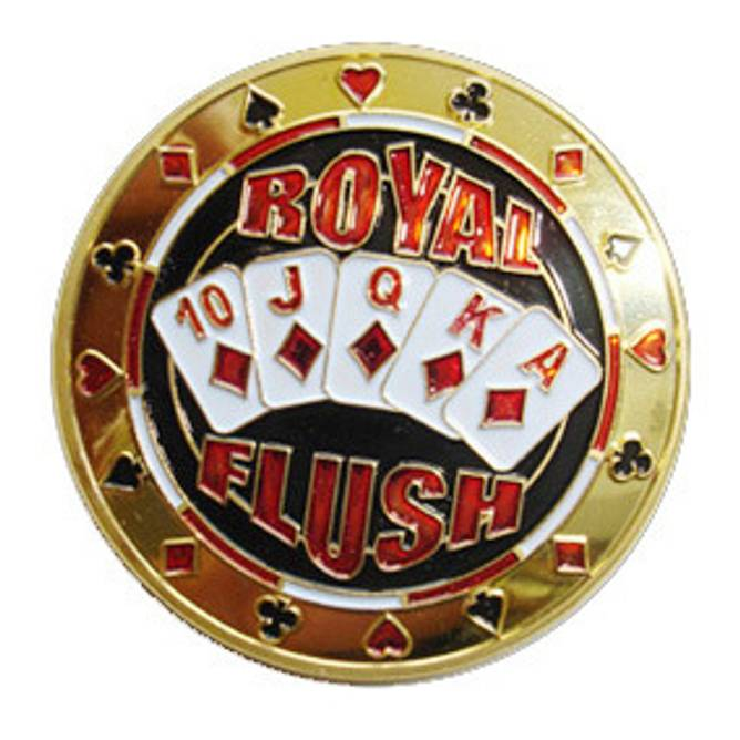 Bilde av Royal flush guard