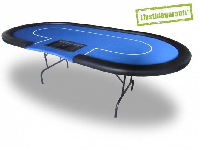 Bilde av Pokerbord dealer blå
