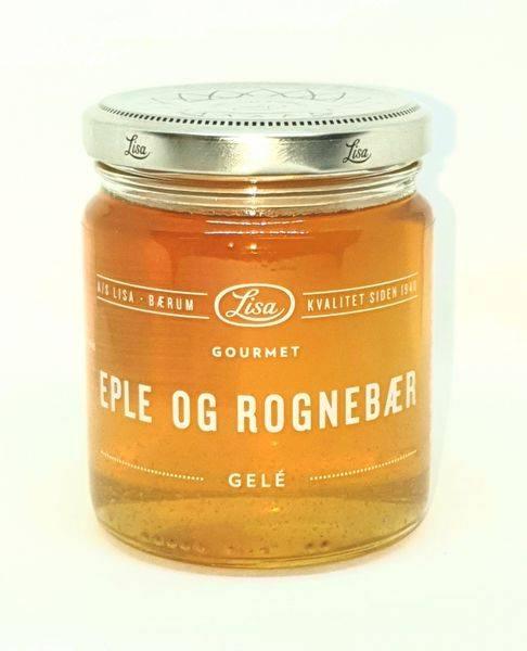 Bilde av Eple / Rognebærgele Gourmet 250g
