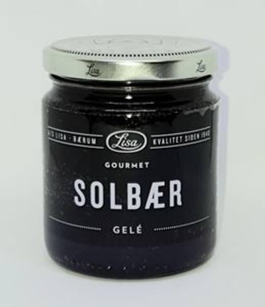 Bilde av Solbærgele Gourmet 250g