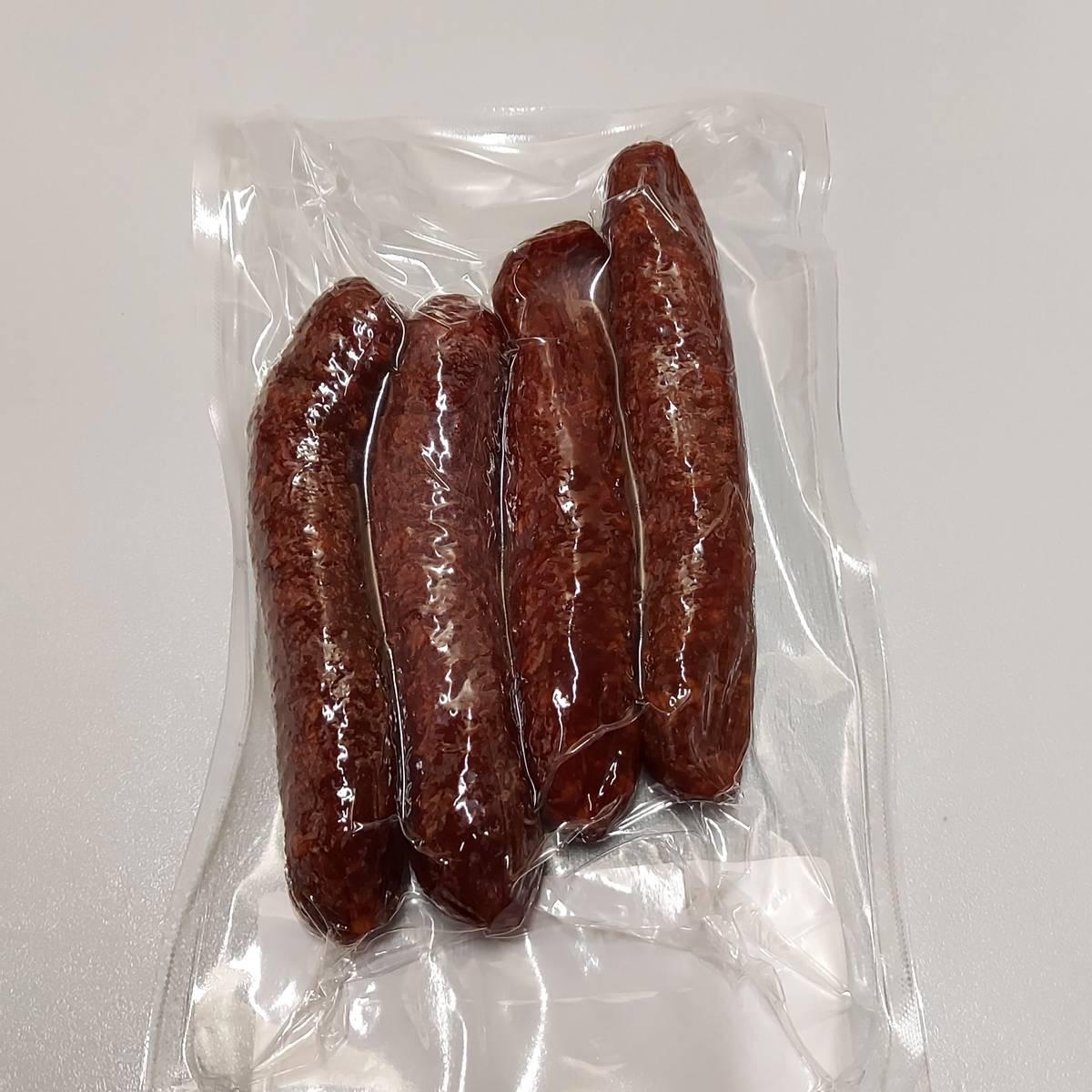 Mini Chorizo 140g BF: 16.09.2021  Datovare