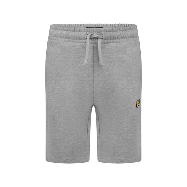 Bilde av Lyle & Scott Sweat shorts - vintage grey heather