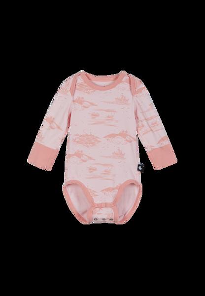 Bilde av Reima Moomin Snyggast body - light pink