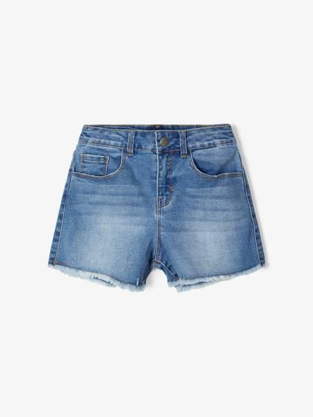 Bilde av Name It Frandi shorts - denim