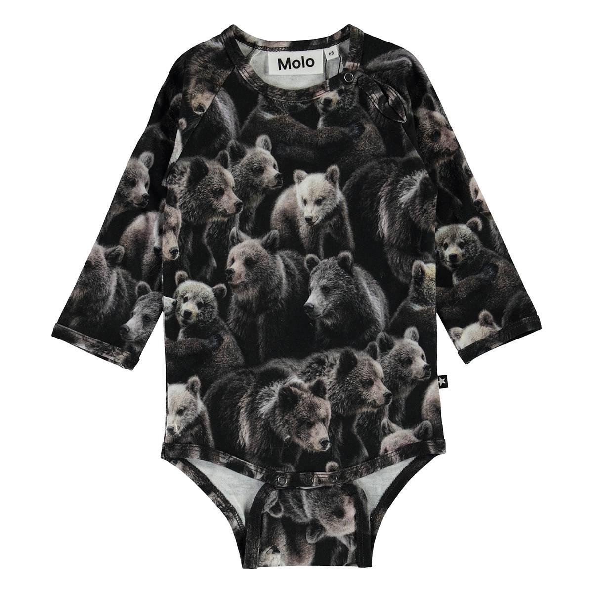 Molo Field Body - bears