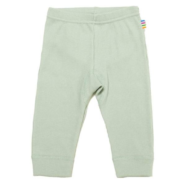 Bilde av Joha Cotton Rib leggings -lys grønn