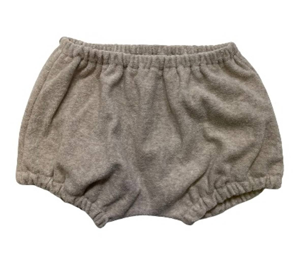 HUTTELiHUT Home frotte shorts - camel