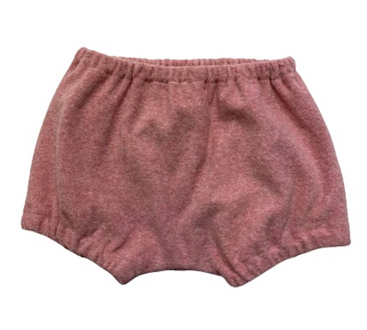 HUTTELiHUT Home frotte shorts - dark rose