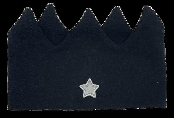 Bilde av Kivat pannebånd krone - sort