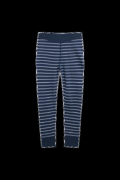 Bilde av Hust & Claire Lin stripet ull/silke leggings -
