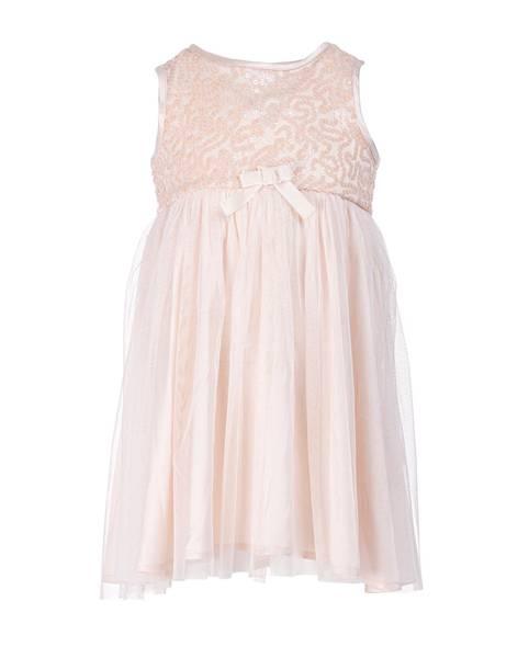 Bilde av Salto Synne kjole - lys rosa