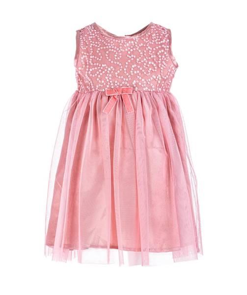 Bilde av Salto Synne kjole - peach