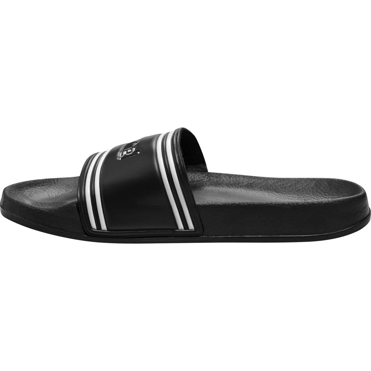 Hummel Pool Slide - Black