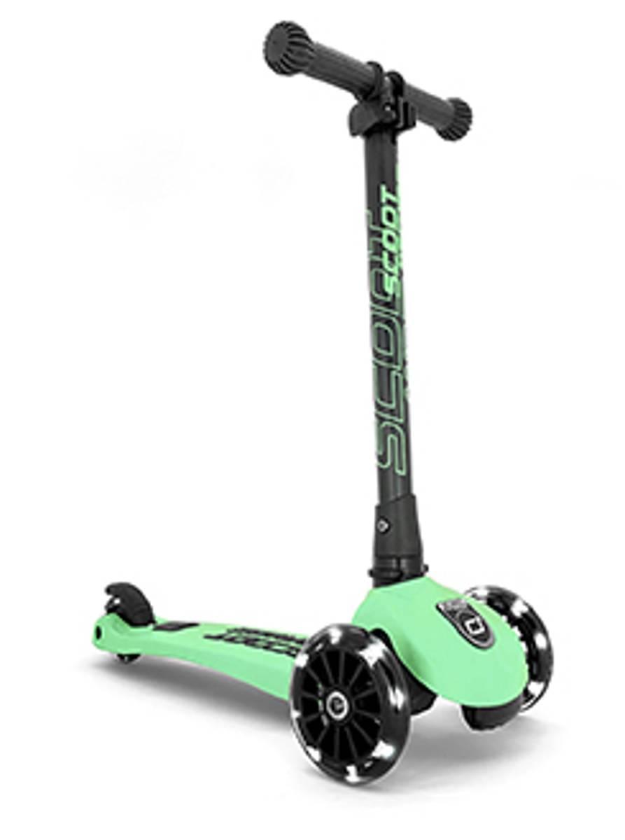 Scoot & Ride Highwaykick 3 sparkesykkel - kiwi
