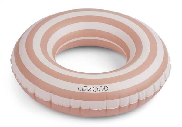 Bilde av Liewood Baloo badering - stripe rose